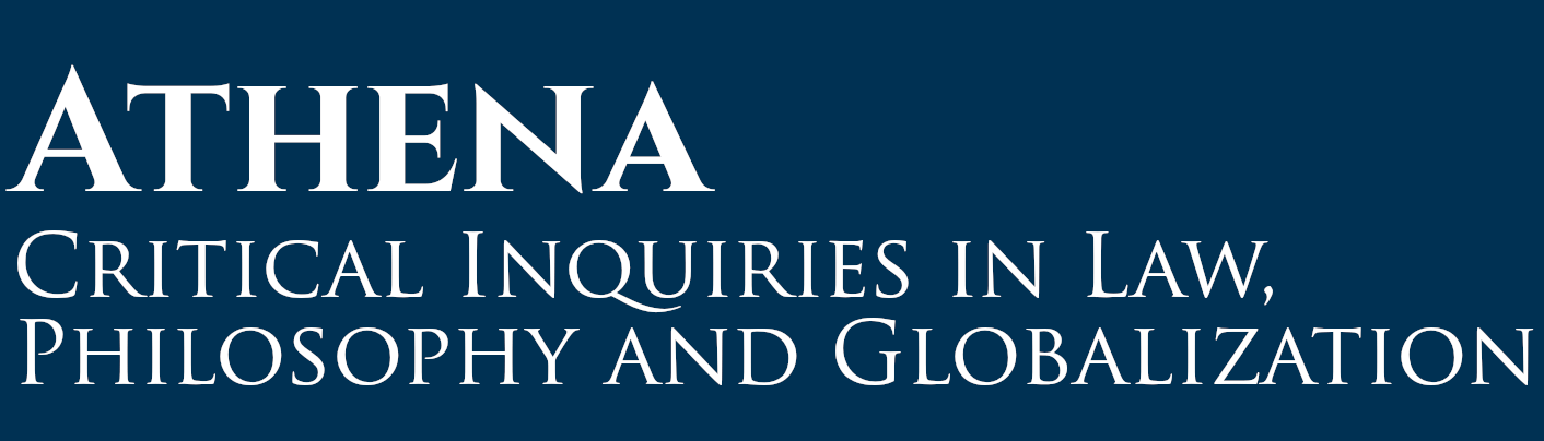 Athena – Critical Inquiries in Law, Philosophy and Globalization